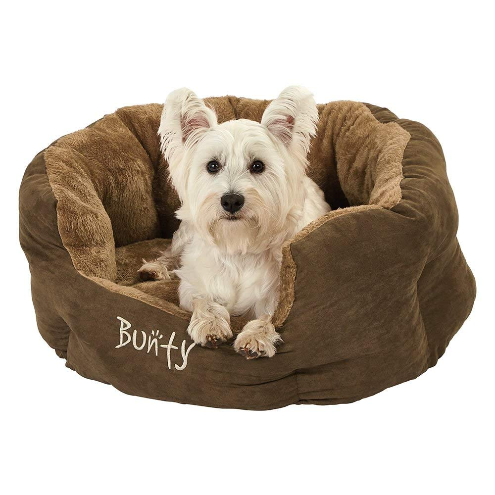 Bunty Polar Dog Bed