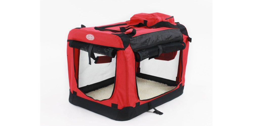 Review: Easipet Fabric Carrier