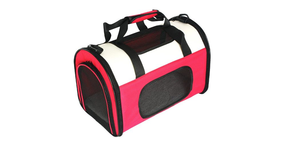 Review: Petsfit Fabric Large Pet Carrier for Dogs & Cats