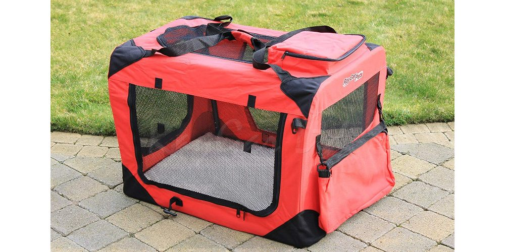 Review: RayGar Foldable Pet Carrier