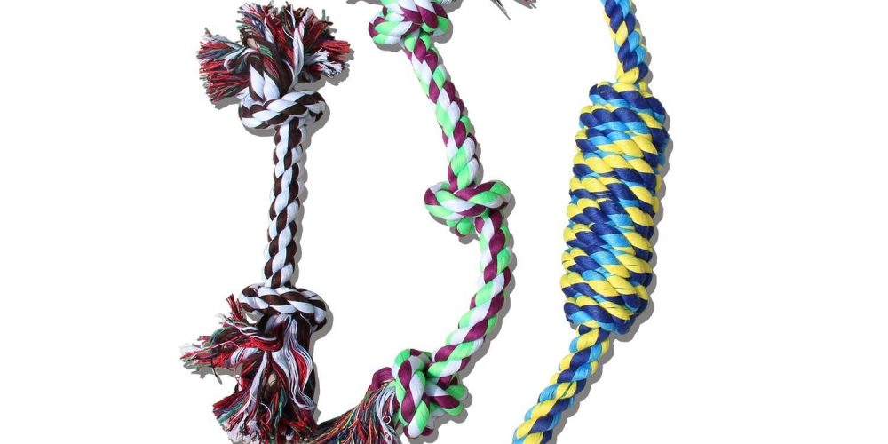 Review: Tailmate Dog Rope Chew Toys