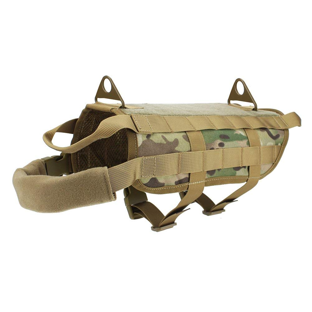 Outcry Tactical Dog Harness