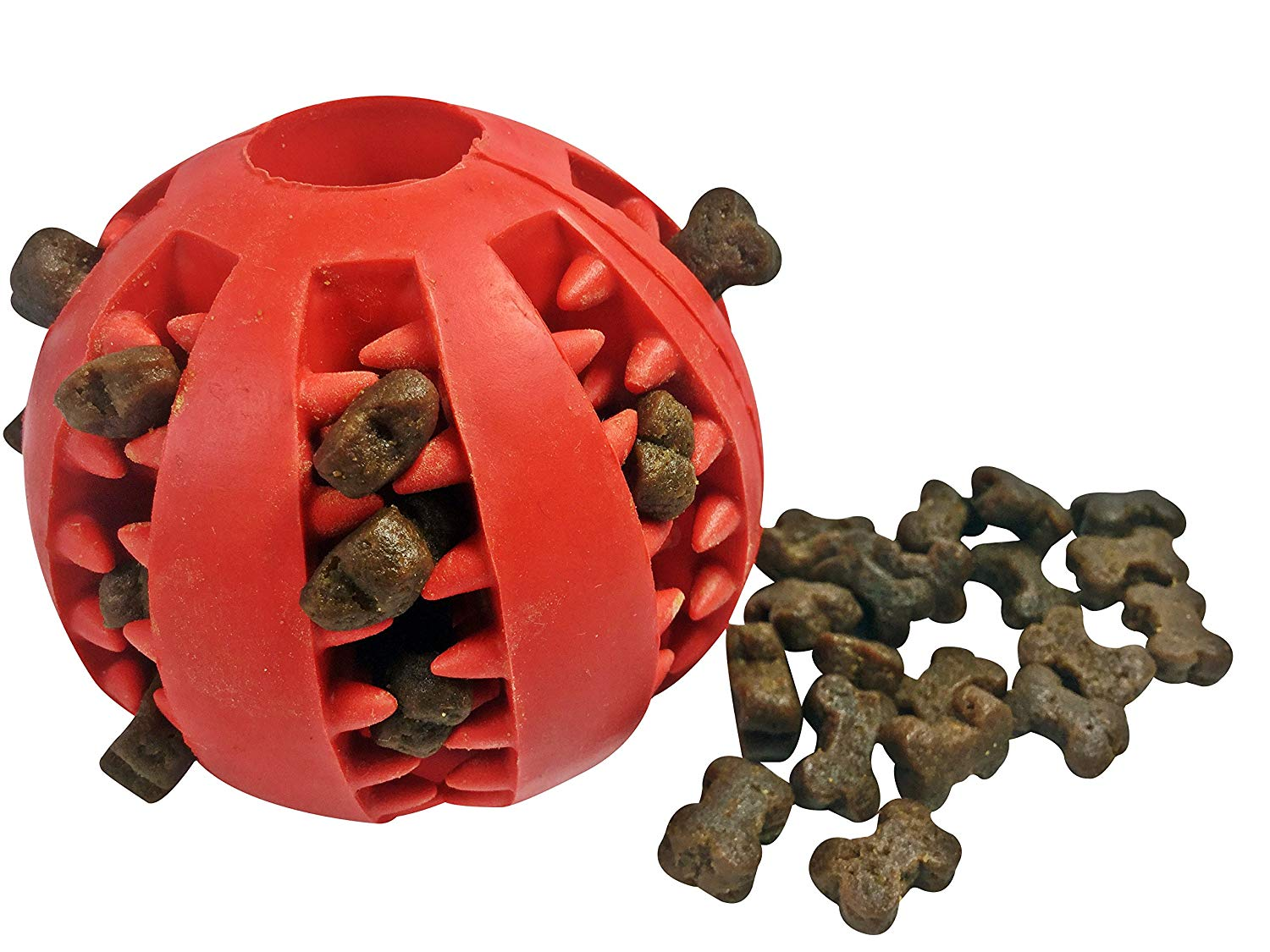 Bounce and Bella Treat Dispenser Ball