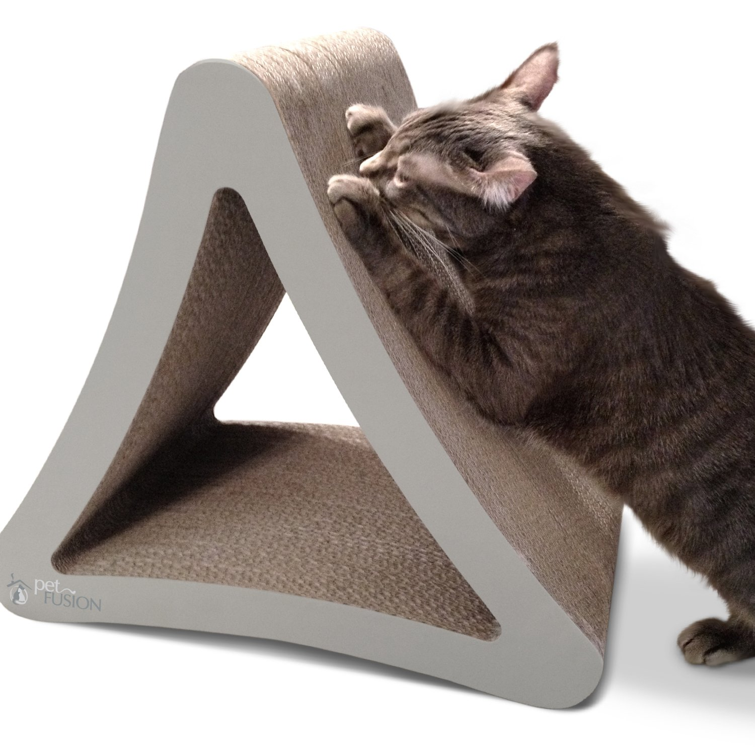 3-Side Cat Scratching Board