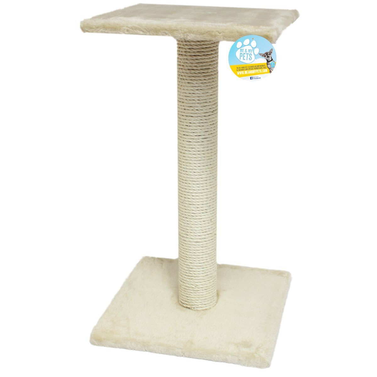 Budget Cat Scratching Post