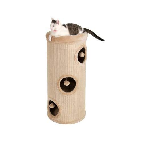 Diogenes Cat Scratching Barrel